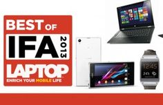 Best of IFA 2013 Awards: Top 5 Gadgets