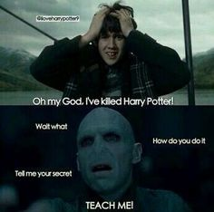 """Harry Potter Lord Voldemort is one of the most powerful and appall villains in the history of books and film. These """"Top 25 Harry Potter Memes Voldemort"""" so funny.Read out these """"Top 25 Harry Potter Memes Voldemort"""" for more update. Harry Potter World, Humour Harry Potter, Mundo Harry Potter, Harry Potter Universal, Harry Potter Fandom, Funny Harry Potter Quotes, Harry Potter Stuff, Harry Potter Quotes Dumbledore, Harry Potter Characters Names"""