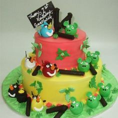 Pineapple Cake Birthday Delivery Cool Cakes Order Pastry Strawberry Angry Birds Pastries Wedding