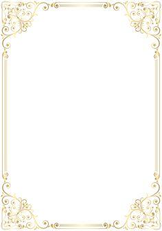 Frame Border Design, Page Borders Design, Borders For Paper, Borders And Frames, Flower Background Wallpaper, Flower Backgrounds, Wedding Borders, Certificate Design Template, Printable Frames