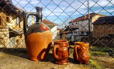 Macedonia People, Handmade Pottery, Religion, Clay, Culture, Traditional, Mugs, History, Tableware