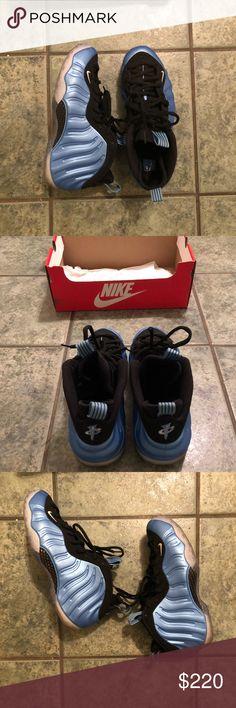 bd590a590b4e0 Nike Air Foamposite One  University Blue  The Nike Air Foamposite One   University Blue