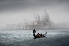 Verso la Salute... by Giuseppe Desideri, via Flickr