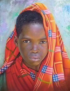 Children of Africa - Dora Alis Mera
