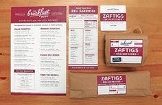Designspiration — Zaftigs Delicatessen - CommonerInc