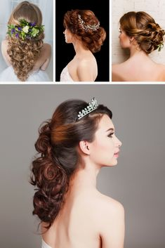 Fantastic Wedding Hairstyles Collections. Still Seeking For The Ideal Style For Your Special Day? Get Impressed By All These Superb Styles That May Leave Every Bride Tressed To Impress !