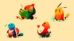 I love Pokemon