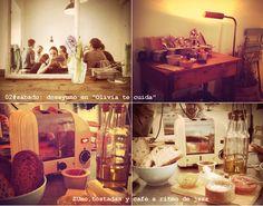 """Los 30 en Madrid: 02# sábado: desayuno en """"Olivia te cuida"""", zumo, tostadas y café a ritmo de jazz"""