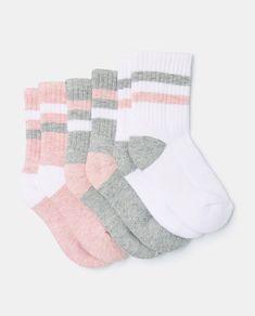 966bd09b5 Pack calcetines de bebé Cotton Juice con rayas