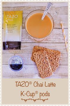 TAZO® Chai Latte K-Cup® #SweetMeetsSpicy #ChaiLatte #Kcup #ic #ad