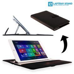 Capa para Tablet com Suporte Laptray Stand
