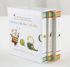 Little Books Boxed Set | The Land of Nod