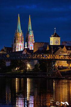 Cologne, Big Ben, Cathedral, Building, Travel, Regensburg, Viajes, Buildings, Trips
