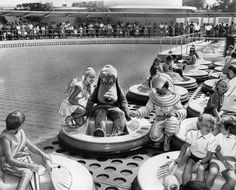 Vintage Disneyland Rides | vintage everyday: Disneyland's California Adventure's Grand Opening