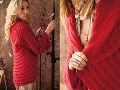Модели из Vogue Knitting 2012 Crochet (Лето и Осень 2012): Вязание крючком и спицами