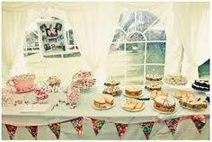 vintage wedding tea party - Google Search