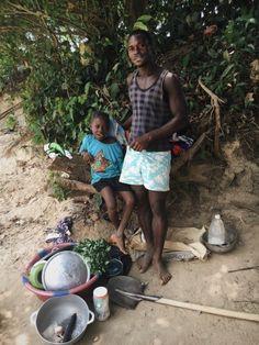 Sewa River - Godama, Sierra Leone Via iPhone ! Photo by Lloyd Foster African States, The Republic, Sierra Leone, The Fosters, River, Iphone, Rivers