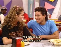 saved by the bell quotes...Mr. Lopez! ;)