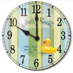 rubber ducky nursery decor - Google Search