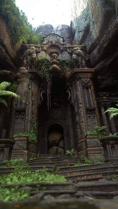 ruins abandoned + U. Abandoned Buildings, Abandoned Places, Abandoned Mansions, Places To Travel, Places To See, Landscape Photography, Travel Photography, Photography Aesthetic, Art Photography
