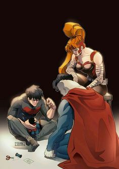 ★Batfam Gif's And Images★ - Outlaws - Wattpad Marvel Vs, Marvel Dc Comics, Nightwing, Red Hood Wallpaper, Redhood And The Outlaws, Red Hood Jason Todd, Roy Harper, Univers Dc, Bat Boys