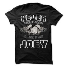 Never Underestimate The Power Of Team JOEY - 99 Cool Te - #boho tee #tshirt flowers. CLICK HERE => https://www.sunfrog.com/LifeStyle/Never-Underestimate-The-Power-Of-Team-JOEY--99-Cool-Team-Shirt--68051995-Guys.html?68278