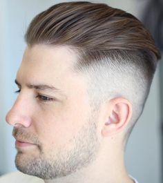 You will read about some hairstyles for men with receding hairlines. It is a list of popular haircuts for men having issues with receding hairlines. Smart Hairstyles, Undercut Hairstyles, Modern Hairstyles, Medium Hairstyles, Wedding Hairstyles, Popular Haircuts, Cool Haircuts, Haircuts For Men, Barber Haircuts