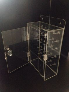 Porta documentos Acrilico de 3mm  Cajas acrlico en 2019  Acrylic display stands Acrylic display y Acrylic organizer