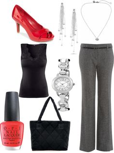 """""""Untitled #35"""" by mamaf23 on Polyvore"""