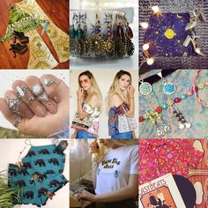 Win a £450 ethical boho shopping spree across 9 independent bohemian brands! Get festival ready for free this summer! ;)