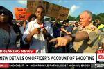 WATCH: Cops Physically Push CNN's Don Lemon During Tense Ferguson Protest