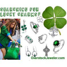 Awesome St. Patricks Day jewelry!