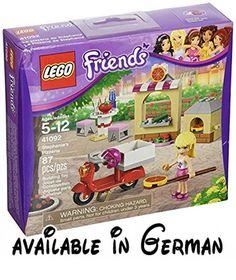 LEGO Friends 41092 Stephanie's Pizzeria (Discontinued by manufacturer) by LEGO. LEGO Friends 41092 Stephanie's Pizzeria (Discontinued by manufacturer) #Toy #TOYS_AND_GAMES