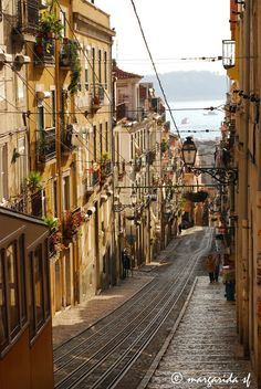 Lisbon, Portugal #Portugal Travel and work all around the world with www.feender.com #travel #journey