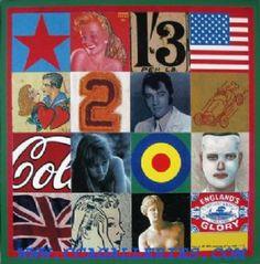 Sources Of Pop-Art 2 Silkscreen Print by Sir Peter Blake