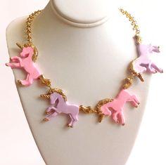 Hey, I found this really awesome Etsy listing at https://www.etsy.com/listing/253379136/unicorn-necklace-pastel-unicorn