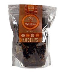 Kale Chips (Berza) Nacho