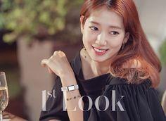 Park Shin Hye - 1st Look Magazine vol. 125 (Swarovski)