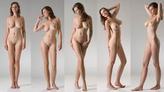 【ヌード画像】スーパーモデル12人が全裸で並んだ結果wwwwww   動ナビブログ ネオ