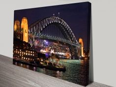 City Skyline and Landscape Wall Art Pictures. This collection of Cities, Trees & mountains Canvas Art Prints is one of the most popular ranges on our site. City Landscape, Landscape Prints, Picture Tree, Australian Art, Wall Art Pictures, Sydney Harbour Bridge, Canvas Art Prints, Online Art, Landscapes