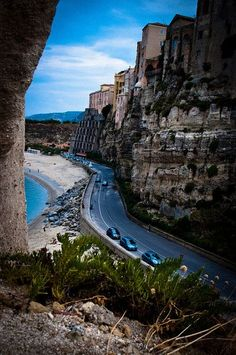 Tropea, Italy, province of Vibo Valentia , Calabria Tropea Italy, Places To Travel, Places To See, Places Around The World, Around The Worlds, Wonderful Places, Beautiful Places, Cinque Terre, Reggio Calabria