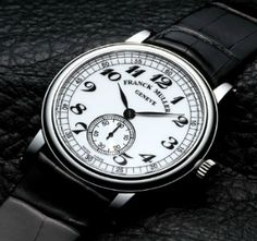 Frank Muller - with Breguet numerals