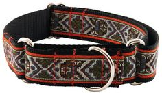 1 12 Inch Country Brook Design Red Tapestry Woven Ribbon Martingale Dog CollarXL >>> Check out the image by visiting the link.