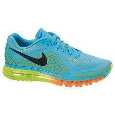 Training Running, Men Running Shoes, 2014 Gamma, Shoe 180, 2014 Men S, Max 2014, Black Total, Total Orange, Nike Air Max