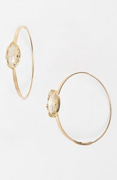 Lana Jewelry 'Spellbound - Small Flat Magic' Earrings http://rstyle.me/n/d9hhur9te