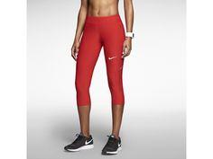 Nike Filament Women's Running Capris, XS