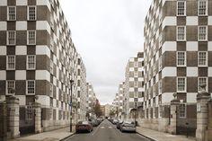 Sir Edwin Lutyens - Page Street Housing, London, England, 1930