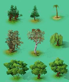 Fairy Tale Trees 2D Isometric HD Png-Psd Included  #GraphicRiver         Fairy Tale Trees 2D Isometric HD PNG & PSD Included.  	 Set of 9 isometric trees, ready to use! All the trees includes PSD & PNG, so you can edit them and create new amazing trees!     Created: 29January13 GraphicsFilesIncluded: PhotoshopPSD #TransparentPNG HighResolution: Yes Layered: Yes MinimumAdobeCSVersion: CS5 PixelDimensions: 2500x1800 Tags: branch #bright #brown #detail #ecology #fairytale #green #isometric…
