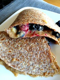 #Breakfast: baked steak omelette with Almond Butter & Berry #Ezekiel wrap. I never grew up - I still smash peanut butter & jelly on a daily basis.  Steps:  Slice raw 5oz grass fed steak into mini pieces.  Cook in a skillet until medium done (or desired readiness).  Put steak in a mini ramekin.  Pour 1/4 cup egg whites over steak.  Add bell peppers.Place sliced tomatoes on top.  Bake in oven for 15 - 18minutes at 405F.