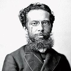 Joaquim Maria Machado de Assis, b. 21 Jun 1839